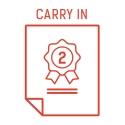 Rozszerzenie gwarancji do 2 lat Carry-In (serie L, T, W, X)
