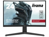 "Monitor IIYAMA G-Master GB2466HSU-B1 Red Eagle 23,6"", FULL HD, VA, 165 HZ, 2x HDMI, DP, USB, GŁOŚNIKI, AUDIO,..."