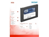 Patriot Dysk SSD 128GB P210...
