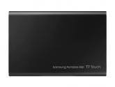 Samsung Dysk zewnętrzny SSD Portable Touch T7 1T USB3.2 GEN.2 BK