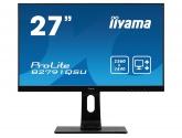 "Monitor IIYAMA ProLite B2791QSU-B1 27"", WQHD, TN, 1 MS, HDMI, DP, DVI, USB, GŁOŚNIKI, AUDIO, PIVOT, FREESYNC"