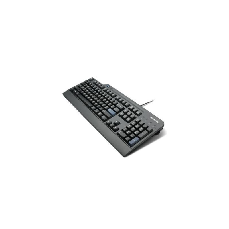 Lenovo Klawiatura USB Smartcard Keyboard US English 4X30E50999