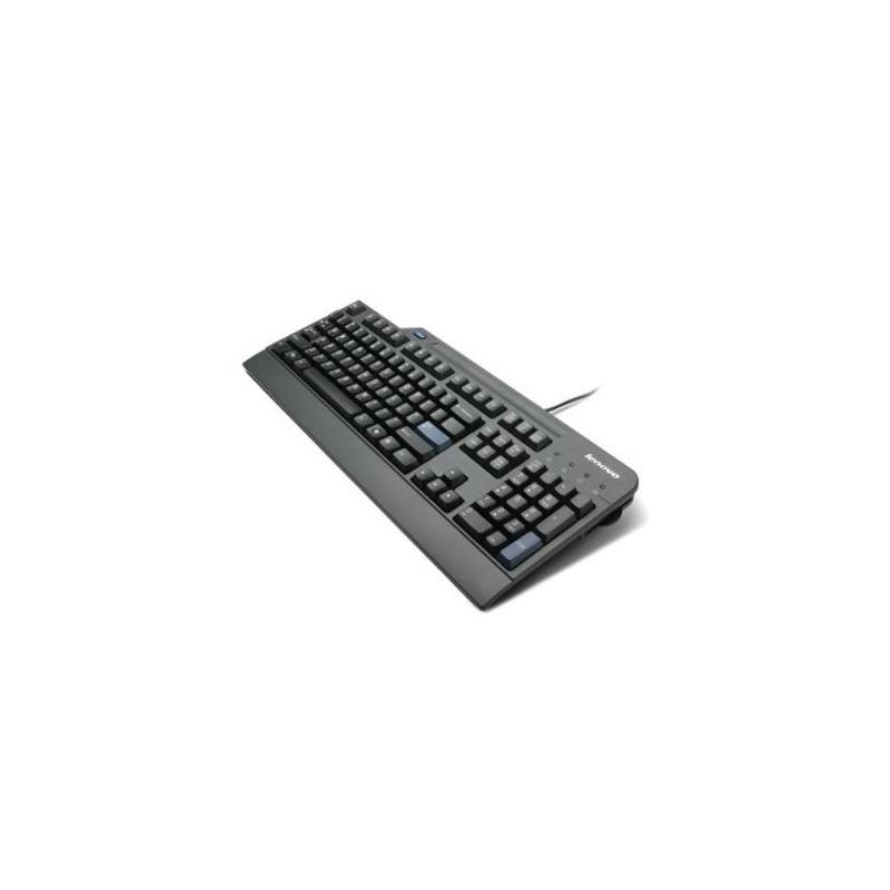 Lenovo USB Smartcard Keyboard - US English 4X30E50999