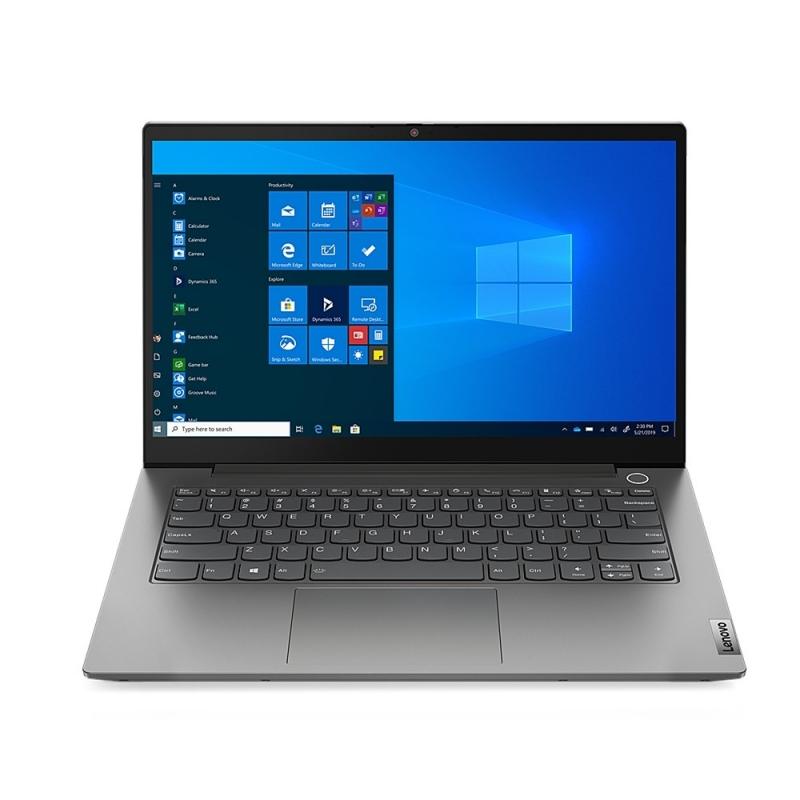 Lenovo ThinkBook 14 G2/14'' Full HD IPS/i3-1115G4/8 GB/256 GB SSD/Win 10 Pro/1 rok carry-in