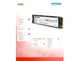 Patriot Dysk SSD P300 1TB...