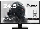 "Monitor IIYAMA G-Master G2530HSU-B1 Black Hawk 24,5"", FULL HD, TN, 1 MS, HDMI, DP, VGA, USB, GŁOŚNIKI, AUDIO, FRESYNC"
