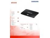 Samsung Dysk SSD 870EVO MZ-77E2T0B/EU 2TB