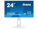 "Monitor IIYAMA ProLite XUB2492HSU-W1 23,8"", FULL HD, IPS, HDMI, DP, VGA, USB, GŁOŚNIKI, AUDIO, PIVOT"