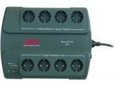 APC BE400-GR BACK UPS ES  400VA/240W 8 x Schuko