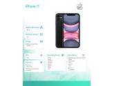 Apple iPhone 11 256GB Czarny