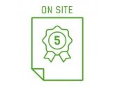 Rozszerzenie gwarancji do 5 lat On-Site NBD (serie AiO - S, V, ThinkCentre E, M, X1)