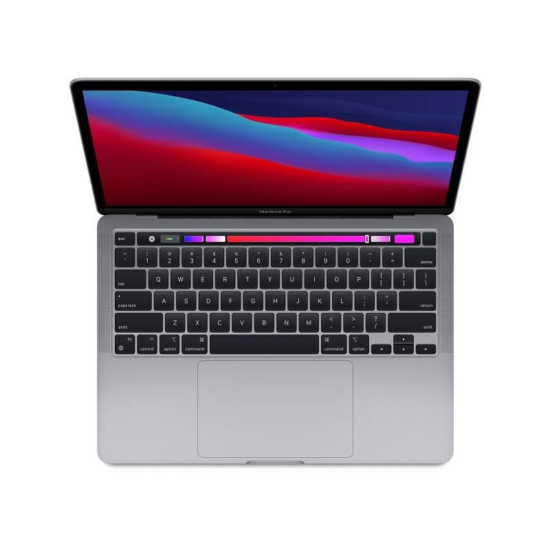 "193899 Laptop Apple MacBook Pro/13,3"" WQXGA Retina IPS/Apple M1/8 GB/512 GB SSD/Touch Bar/macOS/1 rok gwarancji/gw. szarość"