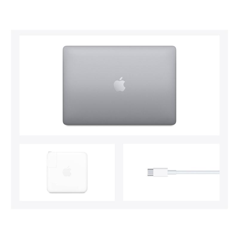 "193901 Laptop Apple MacBook Pro/13,3"" WQXGA Retina IPS/Apple M1/8 GB/512 GB SSD/Touch Bar/macOS/1 rok gwarancji/gw. szarość"