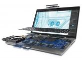 """Laptop Dell Precision 3561 *15,6"""" Full HD *i7-11850H *16 GB *512 GB SSD *NVIDIA T1200 *Win 10 Pro *3 lata on-site"""