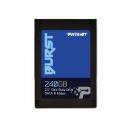 """Patriot SSD Burst 240 GB 2.5"""" SATA III R: 555MB/s W: 500MB/s"""