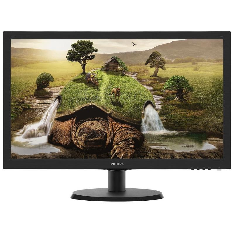 """Philips 223V5LHSB2/00 21.5"""" TN, Full HD, HDMI, D-SUB"""