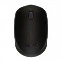 Logitech B170 Wireless Mouse Black   910-004798