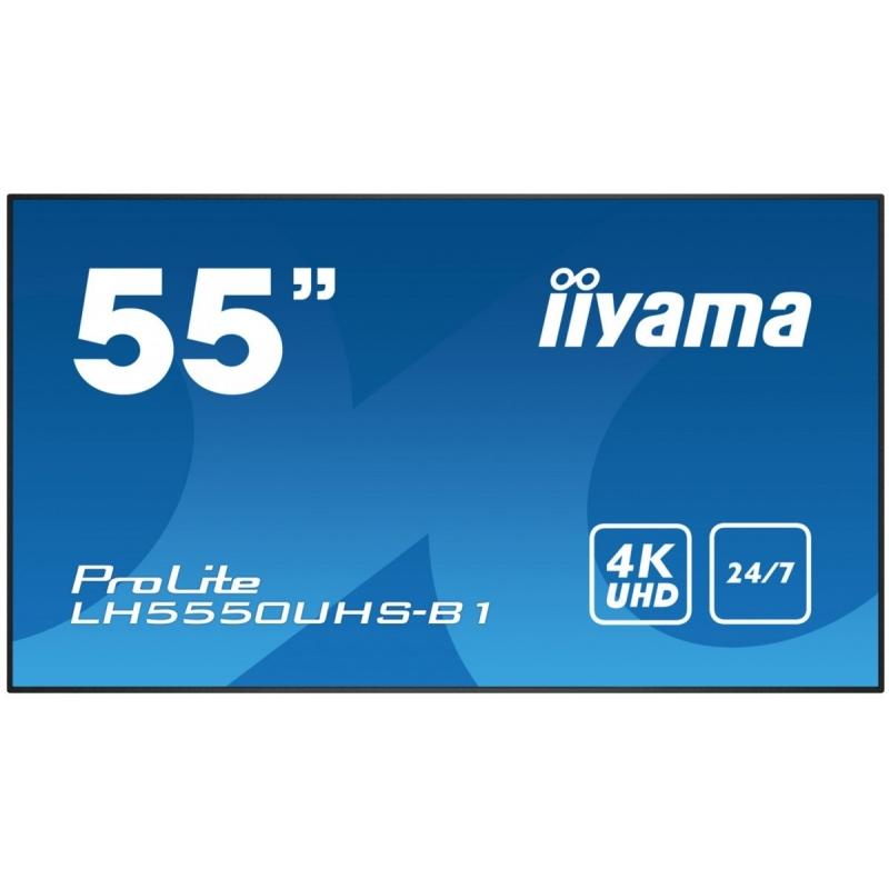 "Monitor IIYAMA LH5550UHS-B1 27"" AMVA3 8ms 24/7"