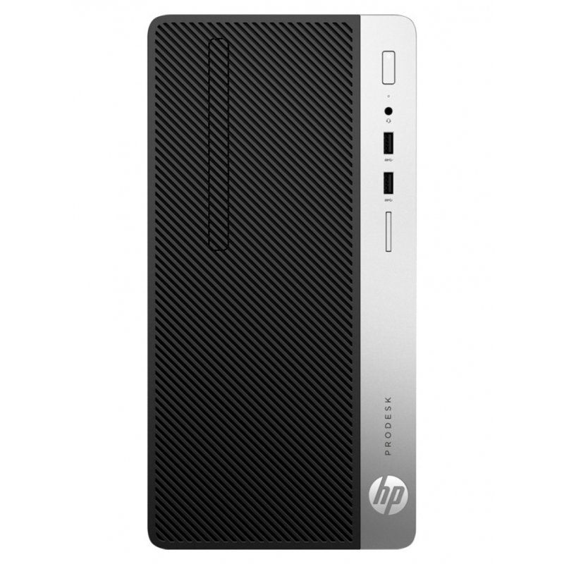 HP ProDesk 400 G6 *i3-9100 *8 GB *256 GB SSD *Micro Tower *Win 10 Pro *3 lata on-site
