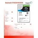 Seagate Dysk twardy SkyHawk 10TB 3,5cala 256MB ST10000VE0008