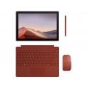 "Microsoft Surface Pro 7 *12,3"" WQXGA MT *i5-1035G4 *8 GB *256 GB SSD *Win 10 Pro *1 rok carry-in *platynowy"