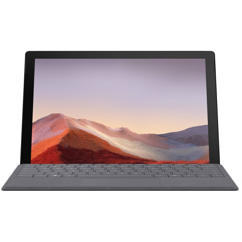"Microsoft Surface Pro 7 *12,3"" WQXGA MT *i5-1035G4 *8 GB *256 GB SSD *Win 10 Pro *1 rok carry-in *czarny"