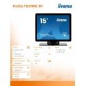 "monitor IIYAMA ProLite T1521MSC-B1 15"" TN LED dotykowy IP65"