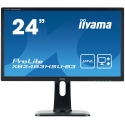 "monitor IIYAMA ProLite XB2483HSU-B3 24"" AMVA 4ms USB HUB"