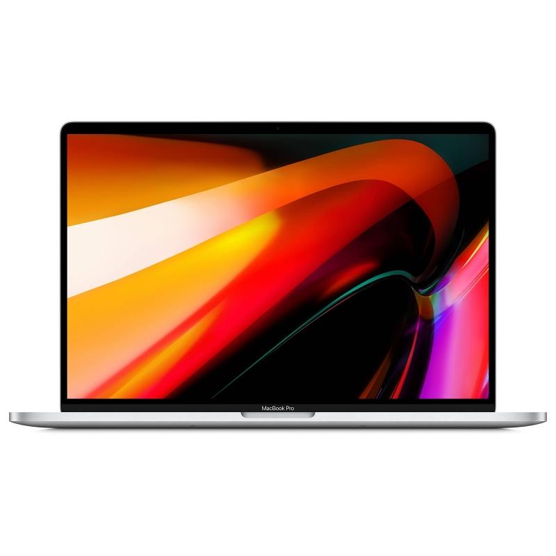 """Apple MacBook Pro *16"""" QHD+ Retina IPS *i9-9880H *16 GB *1 TB SSD *Radeon Pro 5500M *macOS *1 rok gwarancji *srebrny"""