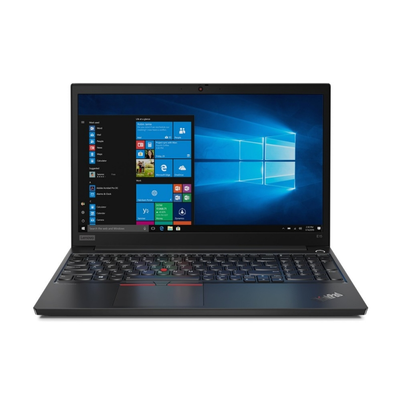 Lenovo ThinkPad E15 *15,6'' Full HD IPS *i5-10210U *8 GB *256 GB SSD *Win 10 Pro *1 rok carry-in