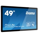 "monitor IIYAMA ProLite TF4938UHSC-B1AG 49"" IPS 4K 24/7"