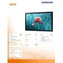 """Monitor SAMSUNG LH13QBREBGCXEN 13"""" ADS 8ms"""