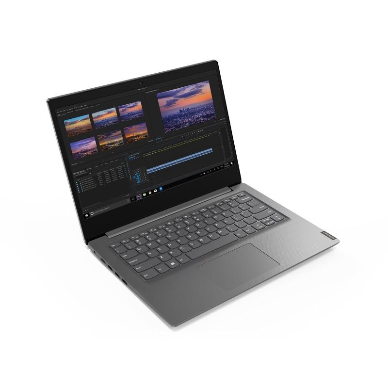 """Lenovo Essential V14 *14"""" Full HD *i5-1035G1 *8 GB *256 GB SSD *Win 10 Pro *2 lata carry-in"""