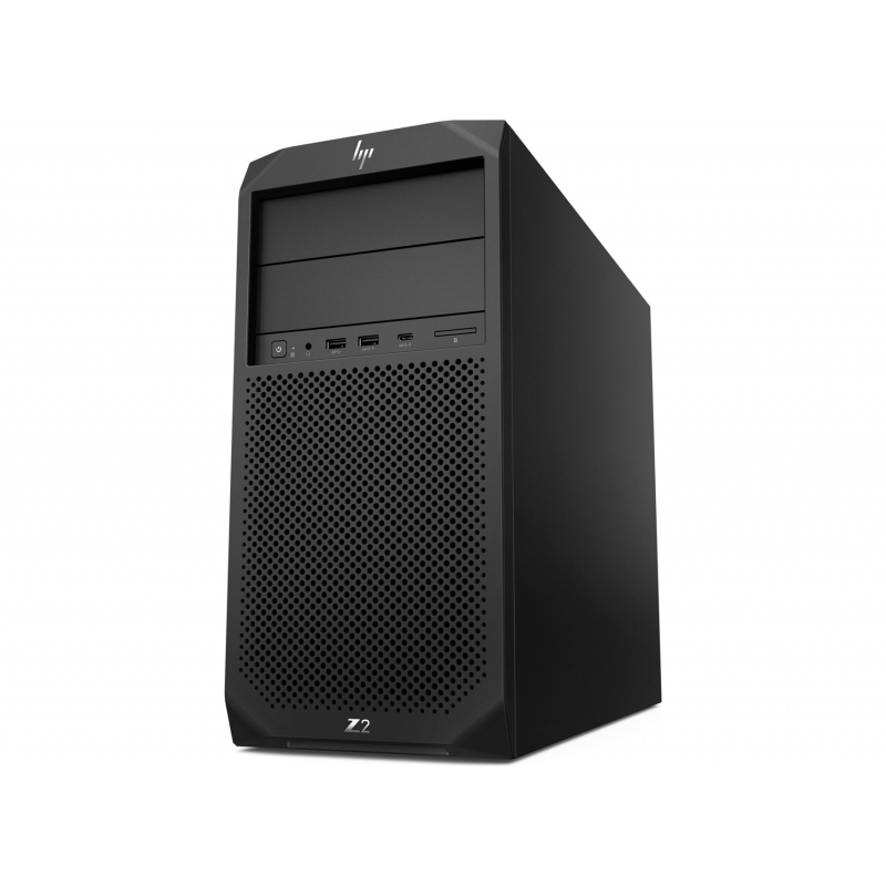 HP Workstation Z2 G4 *i7-9700 *16 GB *256 GB SSD *Quadro P2200 *Tower *Win 10 Pro *3 lata on-site