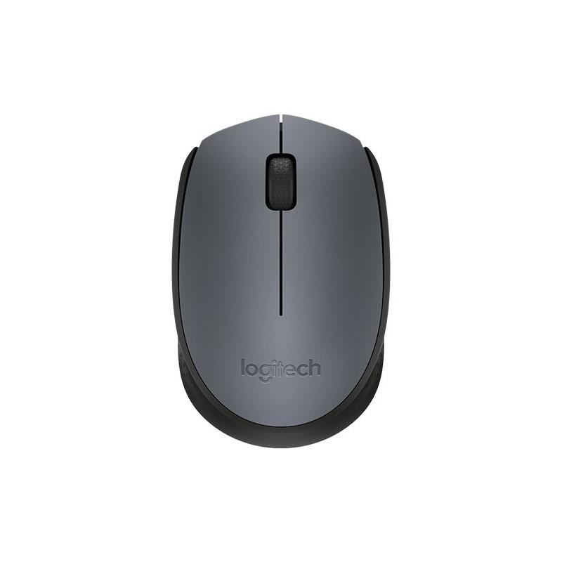 Logitech M171 Black Mysz Bezprzewodowa 910-004424