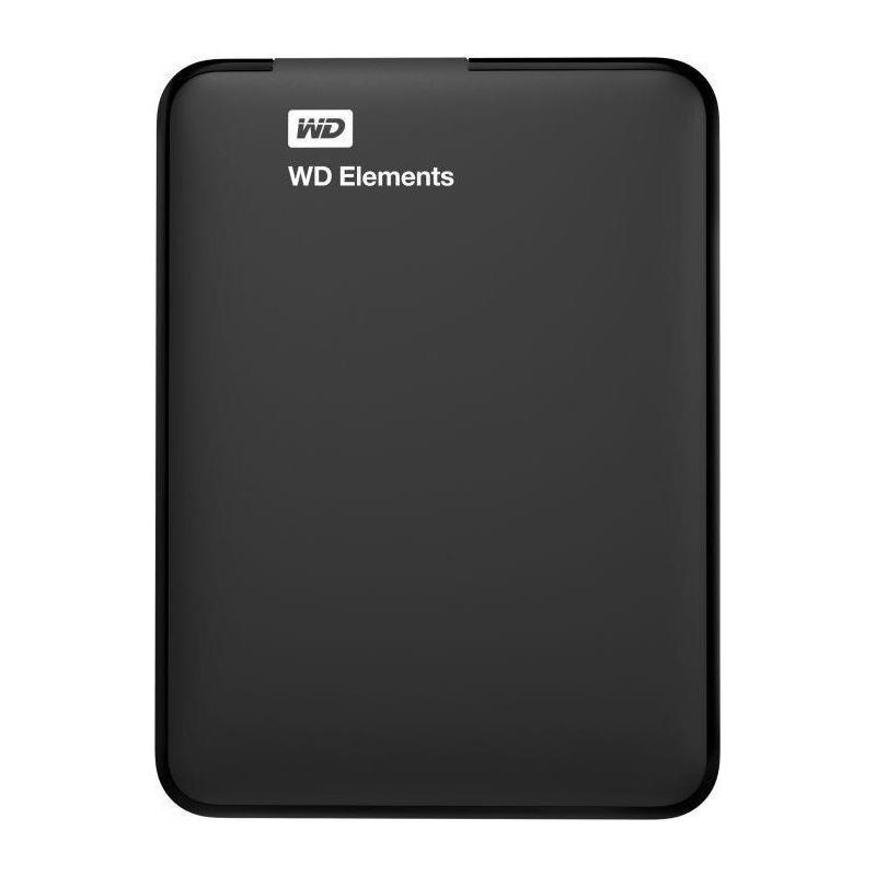 """Western Digital HDD Portable 1TB Elements 2,5"""" USB3.0"""