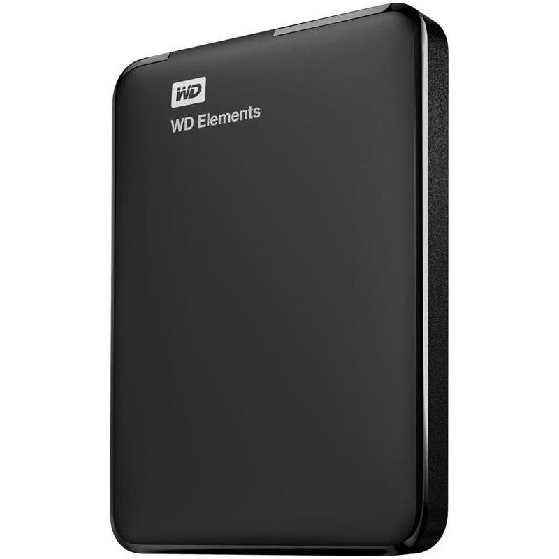 """84114 Western Digital HDD Portable 1TB Elements 2,5"""" USB3.0"""