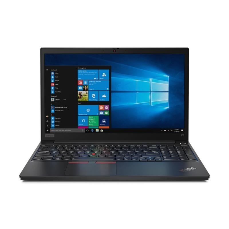 Lenovo ThinkPad E15/15,6'' Full HD IPS/i3-10110U/8 GB/256 GB SSD/Win 10 Pro/1 rok carry-in