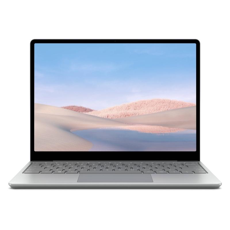 "Microsoft Surface Laptop Go/12,45"" MT/i5-1035G1/8 GB/128 GB SSD/Win 10 Pro/2 lata carry-in/platynowy"