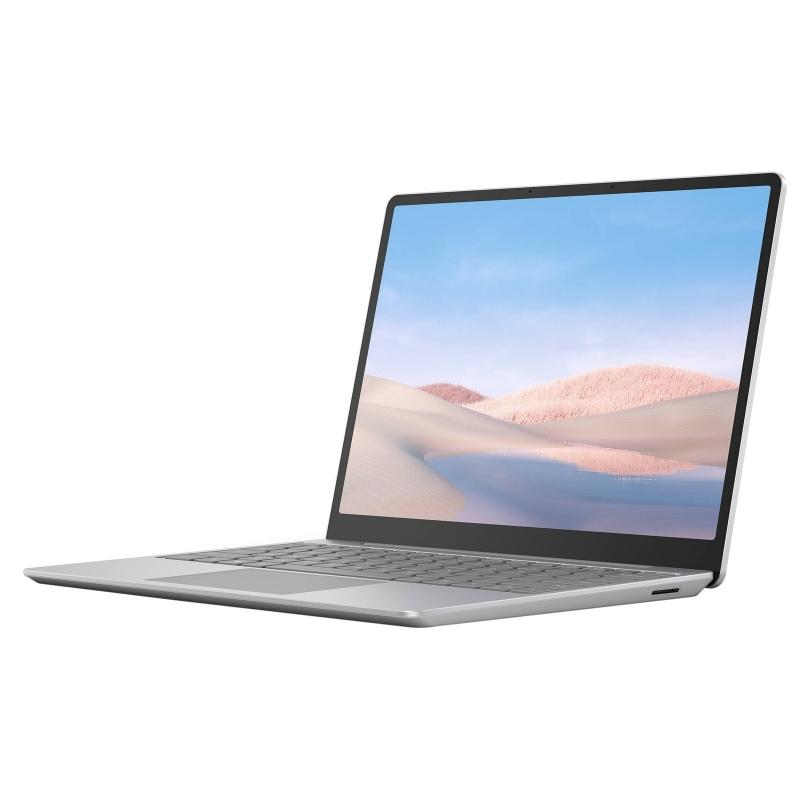 "85992 Microsoft Surface Laptop Go/12,45"" MT/i5-1035G1/8 GB/128 GB SSD/Win 10 Pro/2 lata carry-in/platynowy"