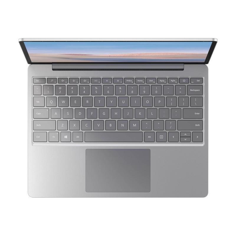 "85993 Microsoft Surface Laptop Go/12,45"" MT/i5-1035G1/8 GB/128 GB SSD/Win 10 Pro/2 lata carry-in/platynowy"