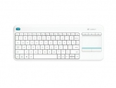 Logitech K400 Plus Wireless...