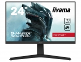 "Monitor IIYAMA G-Master GB2470HSU-B1 Red Eagle 23,8"", FULL HD, IPS, 165 HZ, 0.8 MS, HDMI, DP, USB, GŁOŚNIKI, AUDIO"